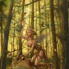 """Borrowed Flight"" (of the Frog Princess)"