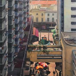My Colourful Neighbourhood