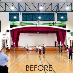 School Hall Renovation