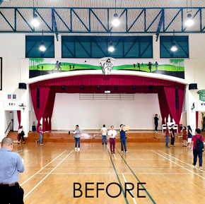 School Hall Renovation