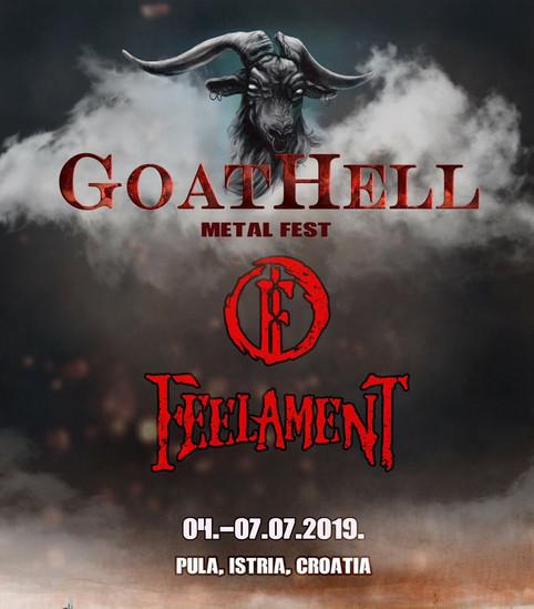 GOAT HELL METAL FEST