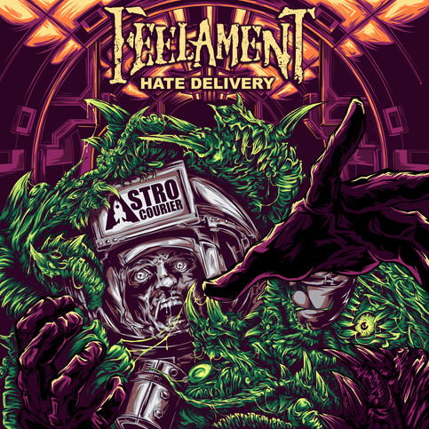 """New album is out! """"Hate Delivery"""" 2018"""