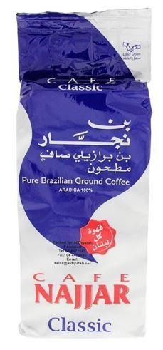 Najjar Cafe Classic Turkish Ground Coffee 450g