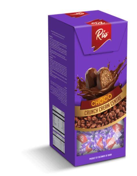 RIO Choco Crunch Cream Centre 1kg