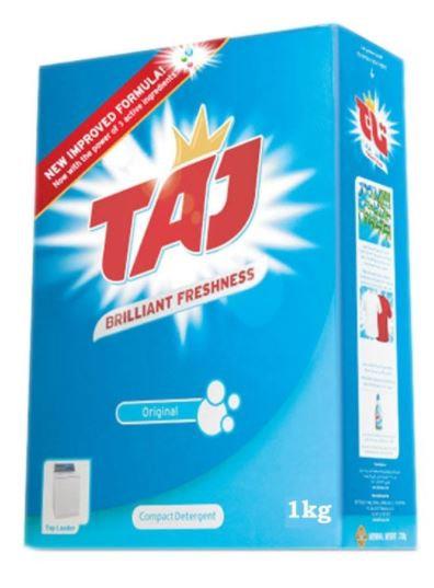 Taj Detergent Powder Original 1kg