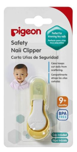 Pigeon Safety Baby Nail Clippers