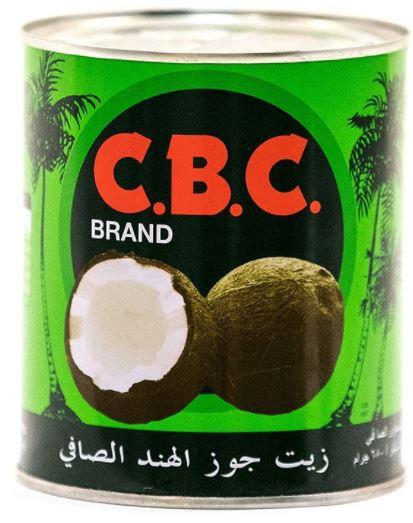 CBC Pure White Coconut Oil 680g