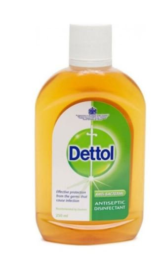 Dettol Anti-Bacterial Disinfectant 250ml