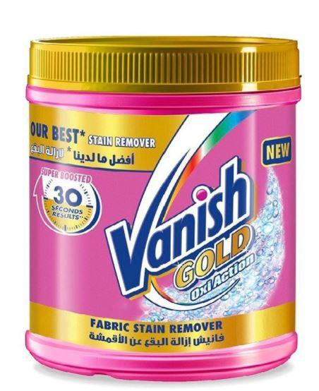 Vanish Gold Pink Stain Remover Powder 500g