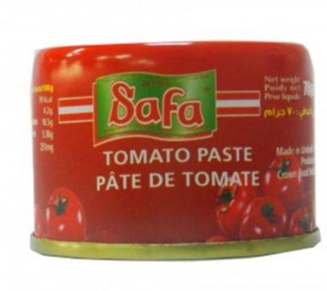 Safa Original Tomato Paste Tin 70g
