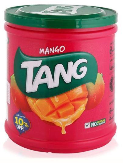 Tang Mango Flavoured Juice Powder 2.5kg