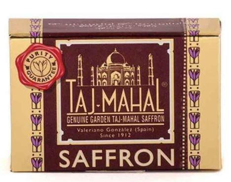 Taj Mahal Genuine Saffron 1 gram