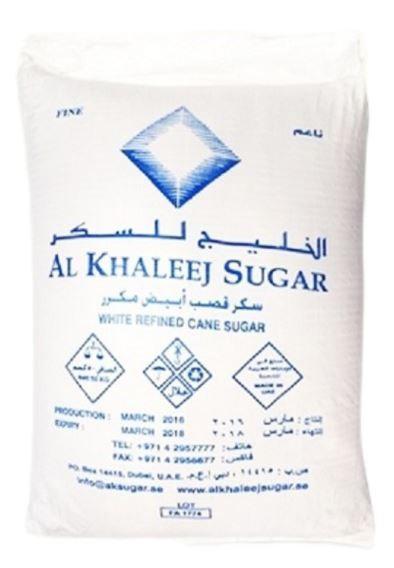 Al Khaleej Refined White Sugar 50kg