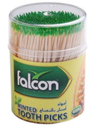 Falcon Pack MIinted Tooth Picks