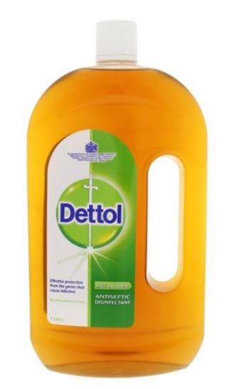 Dettol Antiseptic Disinfectant Liquid 1L