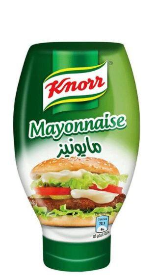 Knorr Mayonnaise Original 295ml