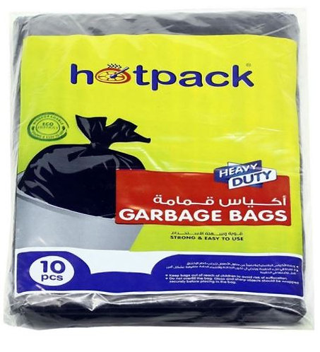 Hotpack Heavy Duty Garbage Bag 80x110cm
