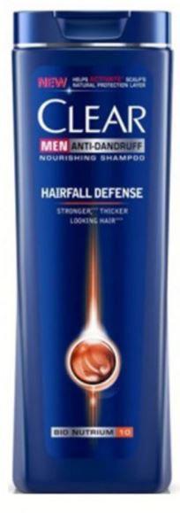 Clear Anti Dandruff Hairfall Defence 400ml