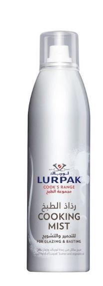 Lurpak Cook's Range Cooking Mist Can 200ml