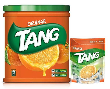 Tang Orange Juice Powder 2.5kg + 375g Offer