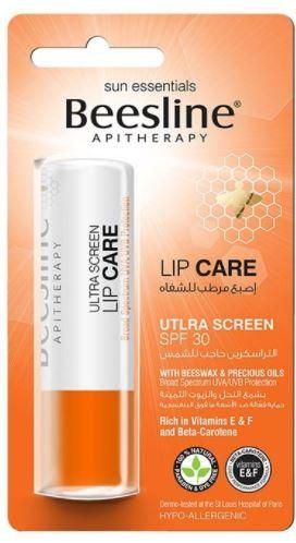 Beesline Lip Care Ultra Screen 4g