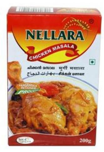 Nellara Chicken Masala 200g