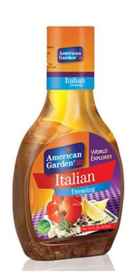 American Garden Italian Dressing 9oz