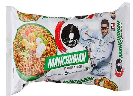 Ching's Manchurian Noodles Family Pack 240g