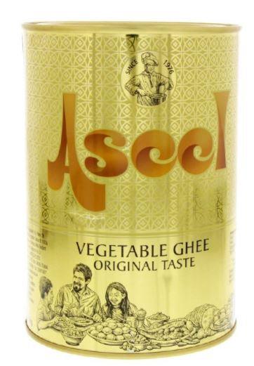 Aseel Vegetable Ghee Original Taste 1kg