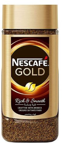 Nescafe Gold Rich & Smooth Coffee 100g
