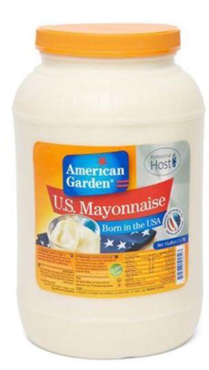 American Garden Mayonnaise 3.7 liter