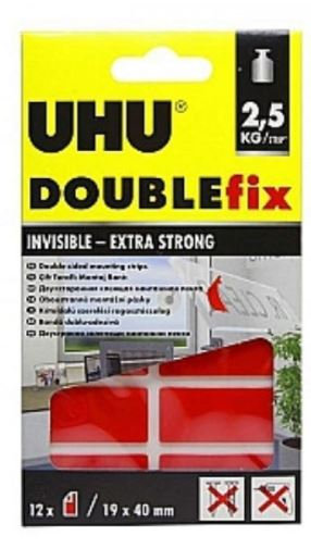 UHU Double-Sided Mounting Strip