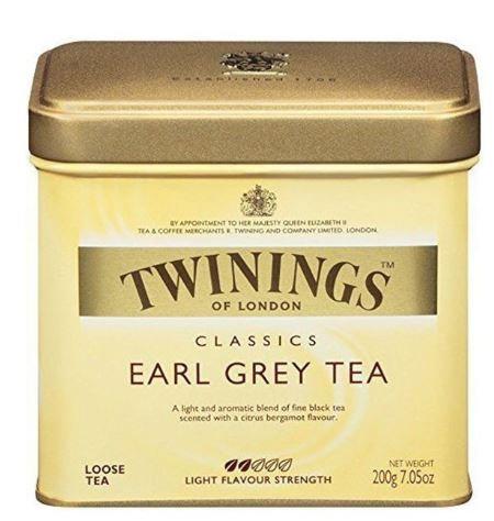 Twinings Earl Grey Loose Tea 200g