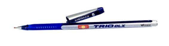 Unimax Trio DLX Ball Point Pen Blue