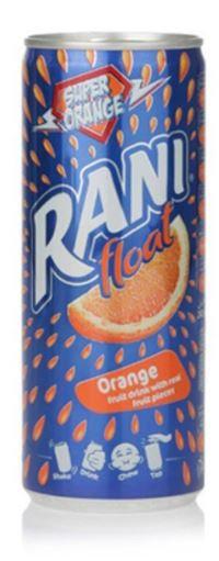 Rani Orange Fruit Drink 240ml