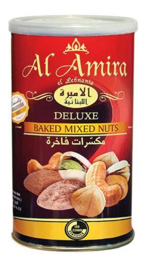 Al Amira Deluxe Mixed Kernels 400g