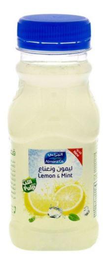 Almarai Lemon & Mint Juice 200ml