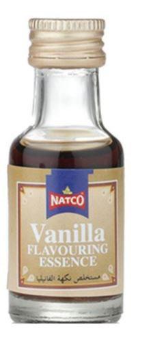 Natco Vanilla Flavouring Essence 28ml