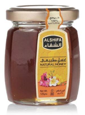 Al Shifa 100% Natural Honey 125g