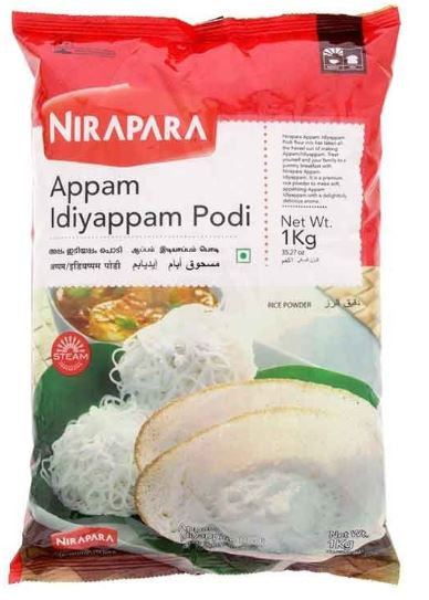Nirapara Appam / Idiyappam Powder 1kg