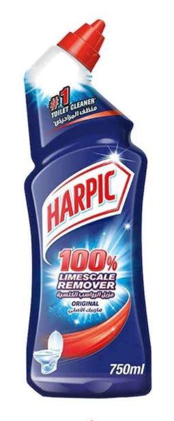 Harpic Toilet Cleaner Liquid Limescale 750ml