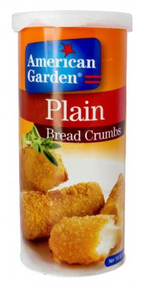 American Garden Bread Crumbs Plain Big 425g