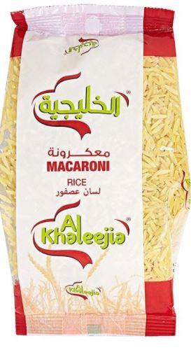 Al Khaleejia Macaroni Rice 400g