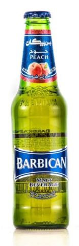 Barbican Peach Malt Beverage 330ml