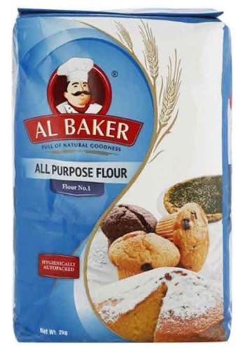 Al Baker All Purpose Flour No.1(Maida) 2kg