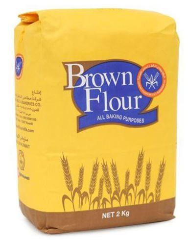 Kuwait Flour Mills Brown Flour 2kg