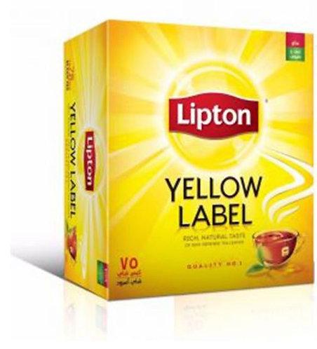 Lipton Yellow Label Black Tea-75 Tea Bags