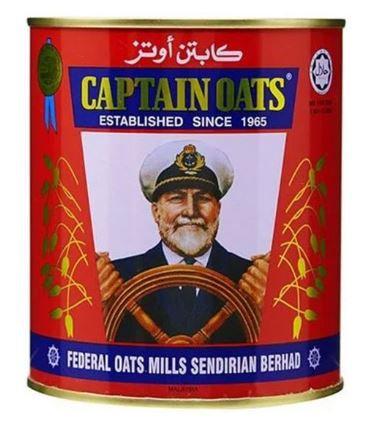 Captain Oats Since 1965 - 500g