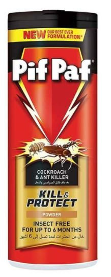 Pif Paf Cockroach and Ant Killer Powder 100g