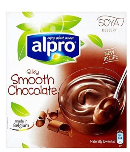 Alpro Soya Dessert Chocolate 125g